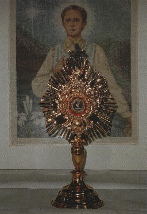 Relikwie Błogosławionej Karoliny