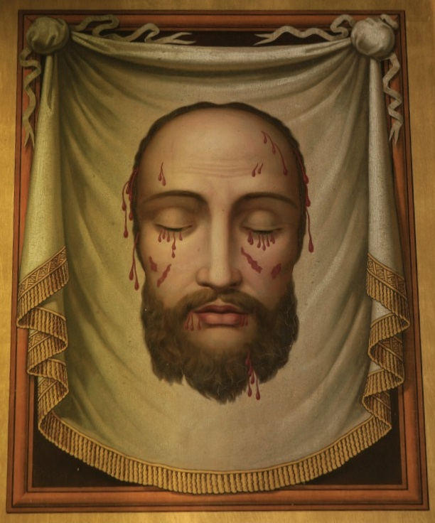 obraz Najświętsze Oblicze Pana Jezusa